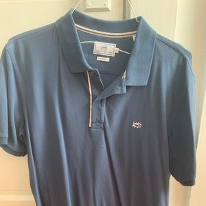 Southern Tide Short Sleeve Slim Fit Polo Shirt